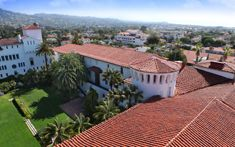 Tons of films and TV shows have been filmed in Santa Barbara! Check out this list to see how many you have watched!
