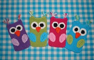 crochet owl --Gehaakte uil
