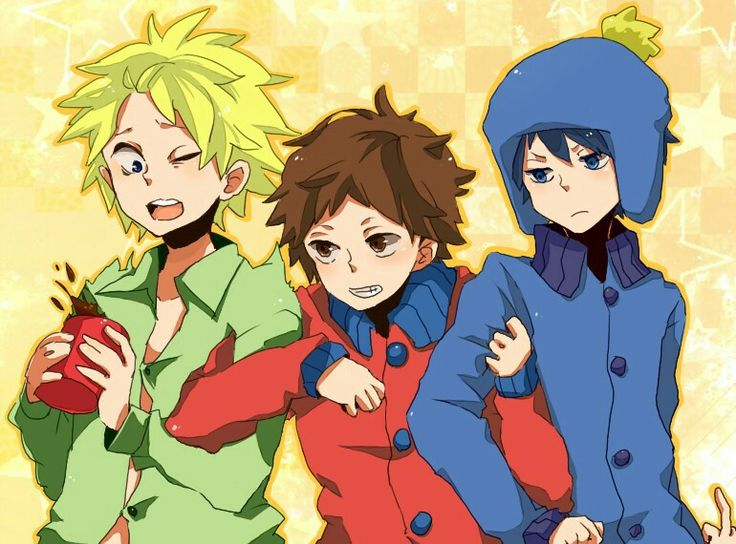 456 best images about South Park (in Anime Just Extra Room ...