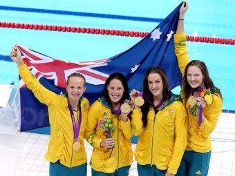 Australia set for gold haul at Rio 2016