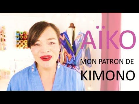 Formation couture: AÏKO, le second patron 😍 - YouTube