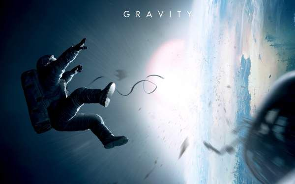 Click here for our review of the movie Gravity!