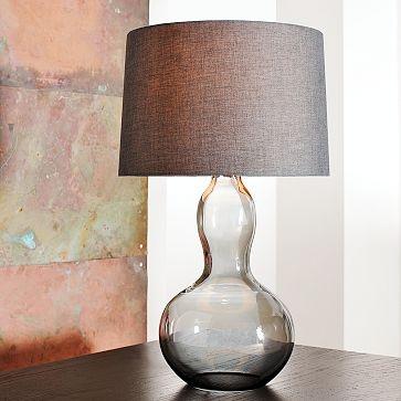 Fresh love glass lamps