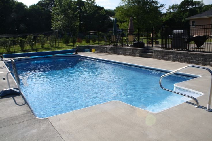 Best 25 In Ground Pool Kits Ideas On Pinterest Swimming Pool Kits Swimming Pool Ladders And