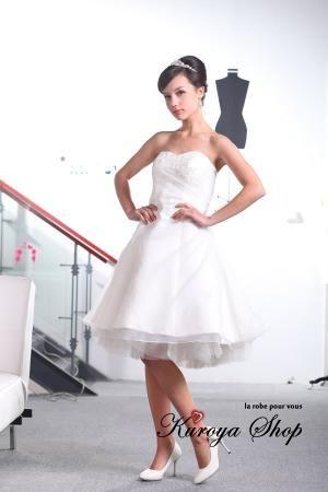 結婚式 ドレス 通販、サイズオーダー無料 CT-JAW03