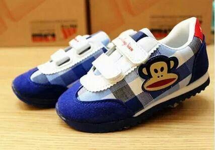 READY STOCK KIDS SPORT SHOES KODE : Sneakers PAUL FRANK Blue Size 26-30 PRICE : Rp.155.000,- AVAILABLE SIZE (insole) : - Size 26 (16cm) - Size 27 (16,5cm) - Size 28 (17cm) - Size 29 (17,5cm) - Size 30 (18cm) Material : Suede mix Canvas,Sol karet,Bukaan velcro/prepet.  Utk usia -/+ 2-5thn Insole = panjang sol dalam sepatu. Ukur panjang telapak kaki anak, beri jarak 1,5cm dari insole.  FOR ORDER : SMS/Whatsapp 087777111986 PIN BB 766A6420 Facebook : Mayorishop  #pusatsepatubootsanak…