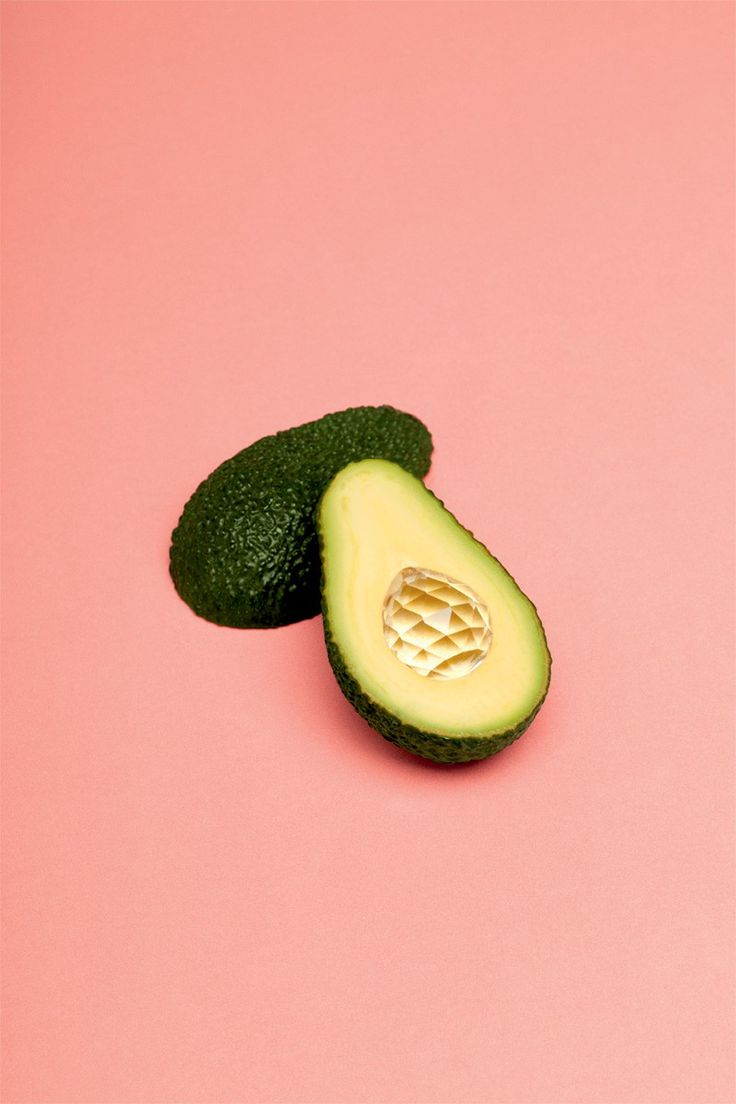 Crystal Avocado - SARAH ILLENBERGER