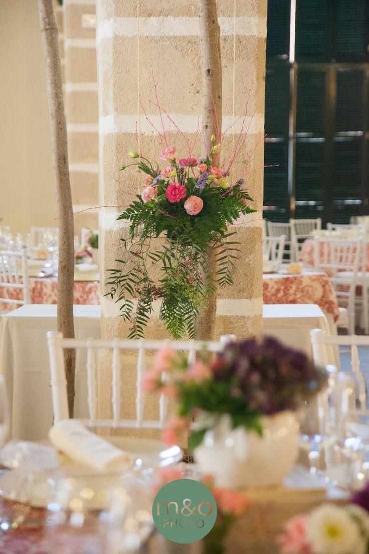 ALTACAZUELA Catering: Detalles de una boda muy especial!