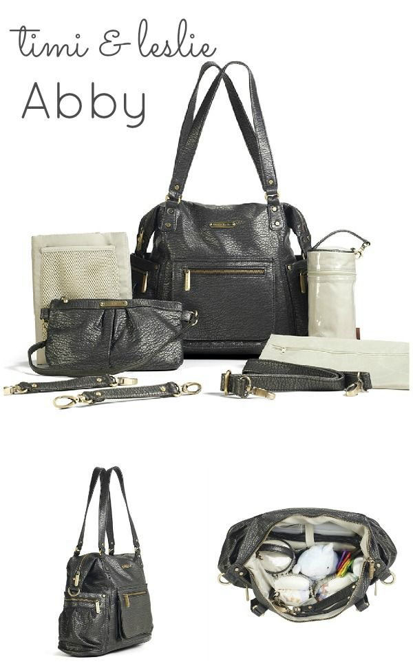 The Shopping Mama » timi & leslie Introduces New Diaper Bag Styles
