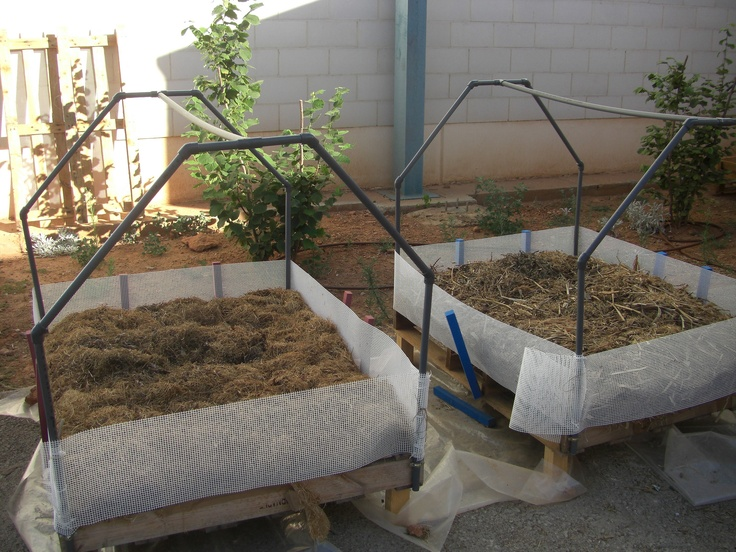 Proyecto de biosecado como proceso biológico para valorizar los residuos de jardinería, desarrollado por el Grupo de Ingeniería de Residuos de la UJI (INGRES) www.ingres.uji.es |   Grup d'Enginyeria de Residus (INGRES) de l'UJI.