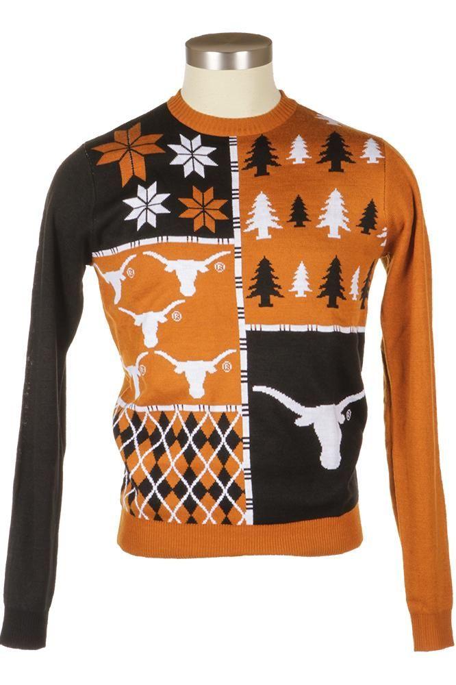 University Co-op Online | Fa-la-la-la-Longhorn Sweater. University of Texas at Austin.