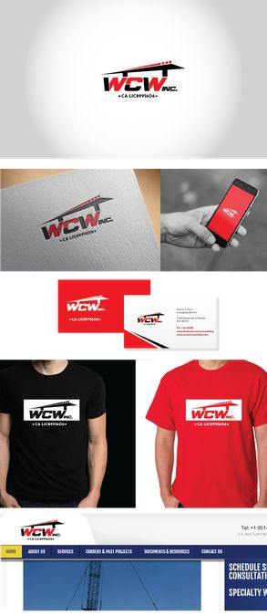 Create an innovate logo for a bridge welding company! by sana.sini
