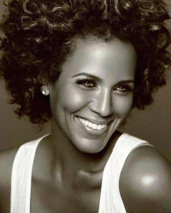 Nicole Ari Parker Talks Natural Hair, Business