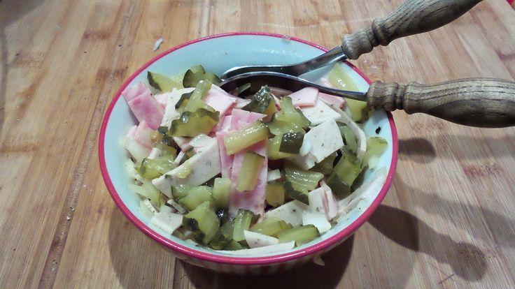 Schwäbischer Wurstsalat #glutenfrei #glutenfree