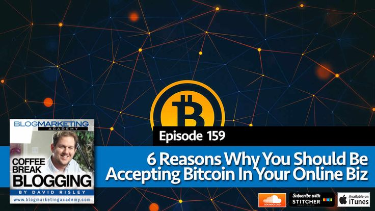 Bitcoin is a digital crypto-currency that is most definitely growing in use and value. In this episode, we discuss the currency and why I believe business owners should get out ahead of the curve and begin accepting Bitcoin payments in their business.