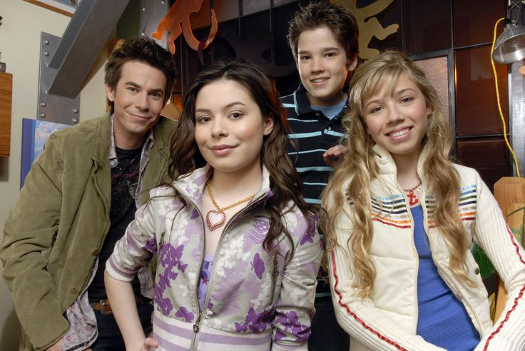 17 Best Ideas About Icarly Cast On Pinterest