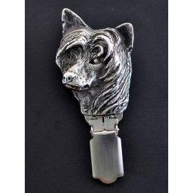 Clipring made of silver hallmark 925