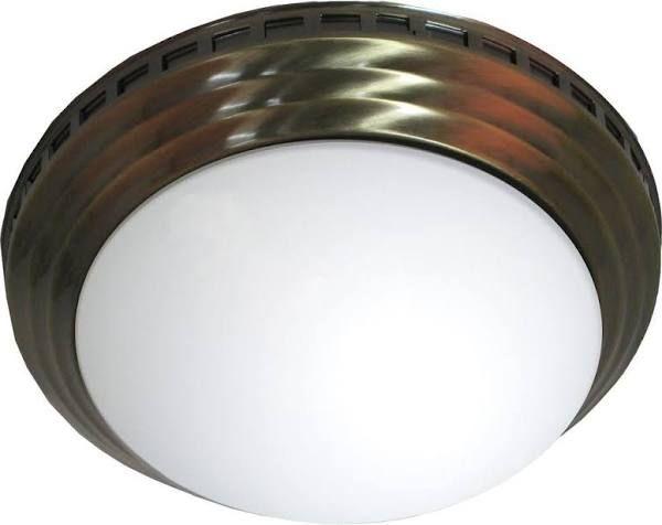 Bathroom light fan fixtures