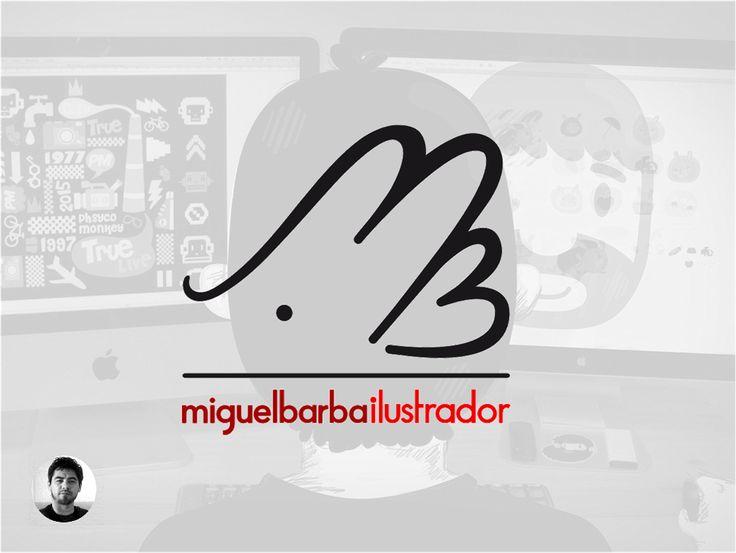 Co-Branding | Asesoría para que un Ilustrador creara su propia Imagen de Marca | 2015 | Soy un Ilustrador, animador y diseñador de personajes... conócelos!