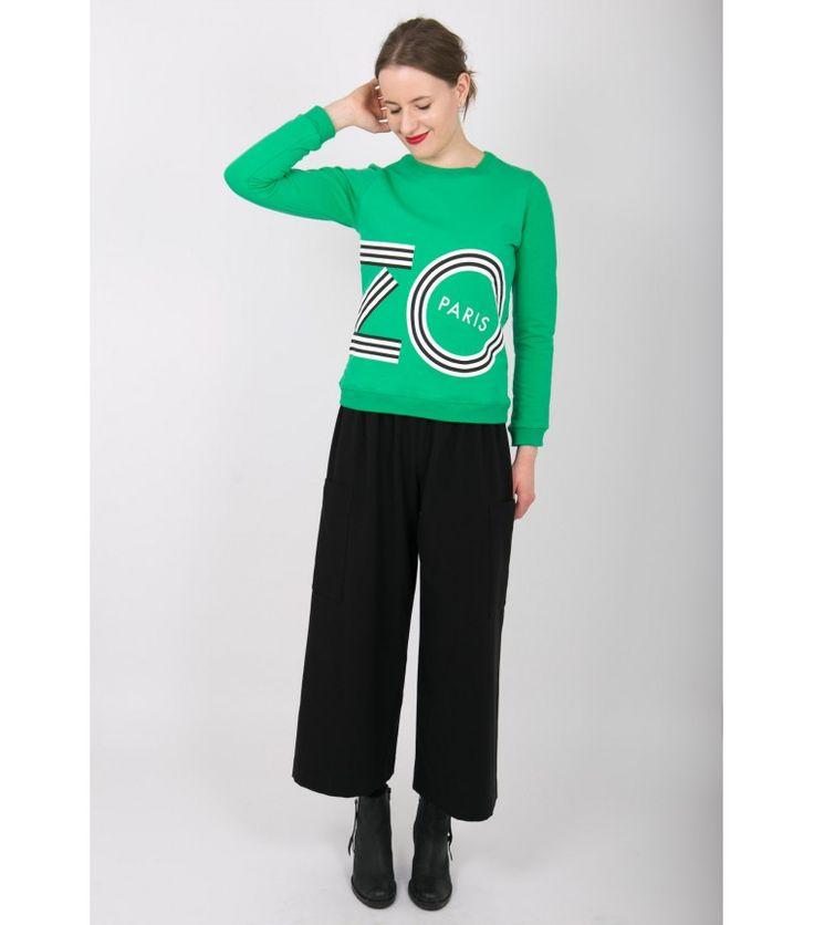 Kenzo Petite Logo/Font Sweater, XS - WST