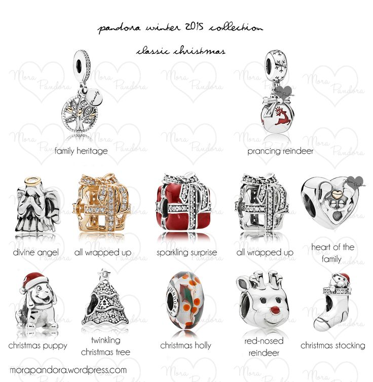 Pandora Jewelry Llc: 211 Best Images About Pandora Christmas & Winter On