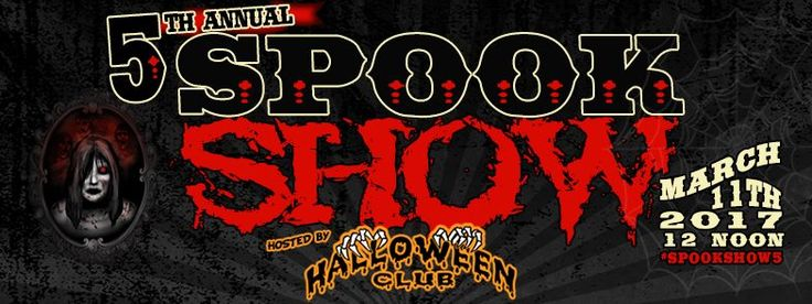 Performers & Vendors list updated for Spook Show 5 - Halloween Club – Halloween Costume Superstore – open year-round