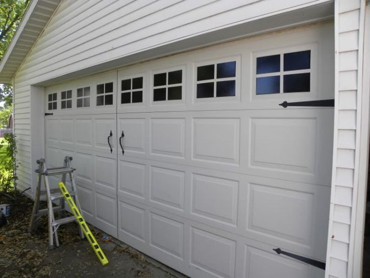 308 best beautiful garage doors images on pinterest garage doors diy garage carriage door paint faux windows on your garage door line done the middle add handles and your have yourself a faux carriage door solutioingenieria Gallery
