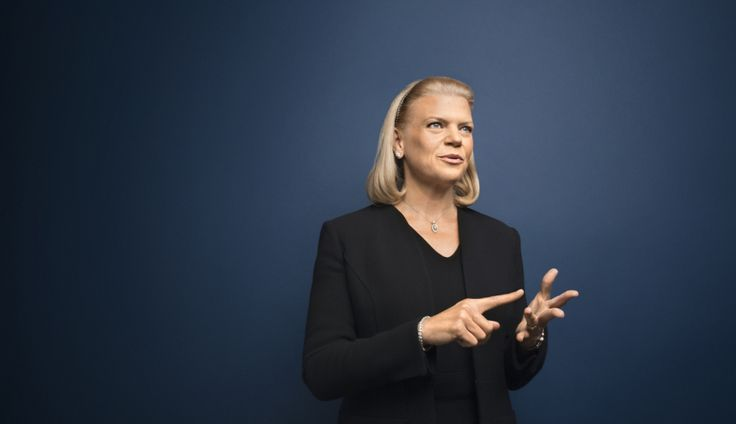 IBM's revenue has shrunk for nine quarters in a row. CEO Rometty has a plan to turn it around—but can anyone make this elephant dance again?