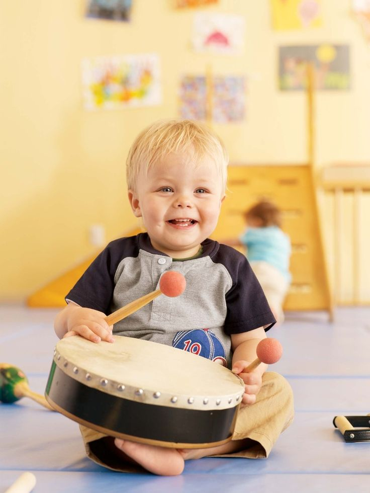 How to foster a love of music in kids: Sign up for baby and parent music classes