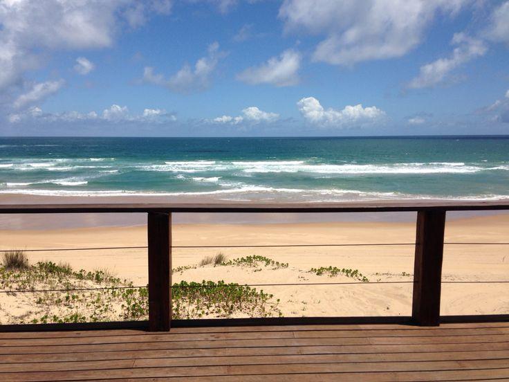 Beach view Chidenguele- Kubali Beach Lodge
