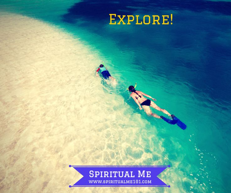 Explore, try new things, push yourself out of the comfort zone  SpiritualMe101.com #SpiritualMeGoals #SpiritualMeSquad  facebook.com/spiritualme101