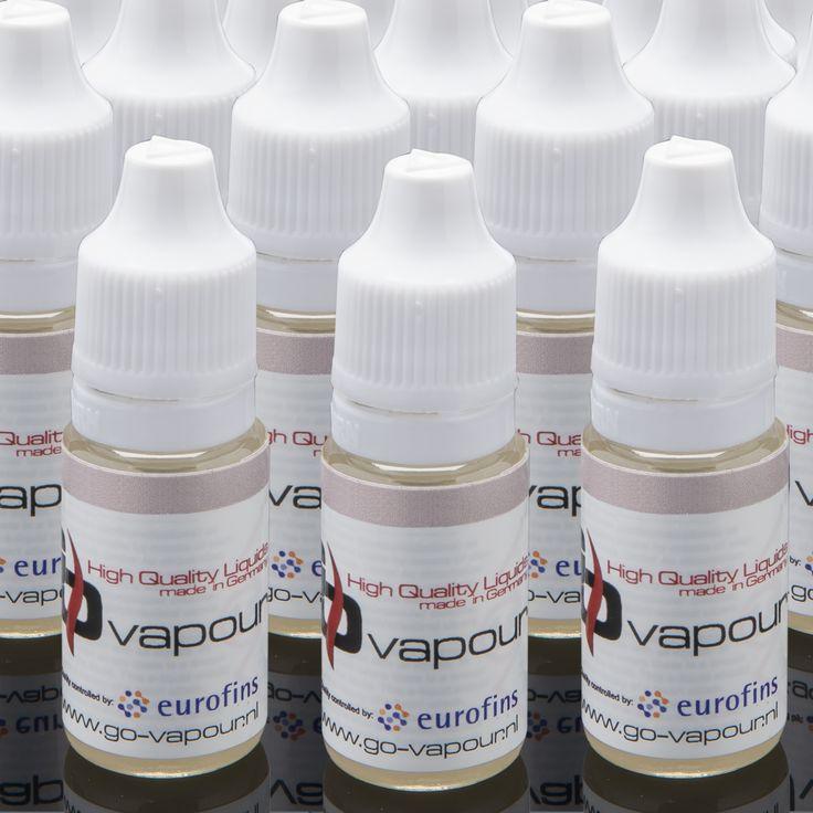 Go-Vapour E-Liquids