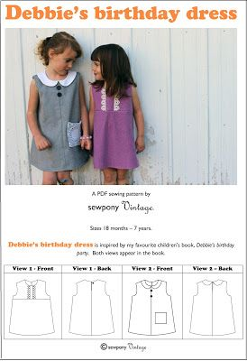 sewpony: Patterns