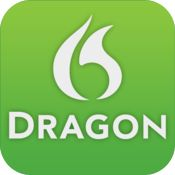 Dragon Dictation If you are not fortunate enough to own an iPhone 4S with Siri, Dragon Dictation is vital. Do not have time to use your iPhone keyboard with VoiceOver? Simply speak, adding punctuation as needed verbally, and Dragon Dictation will type it up in an instant and copy it to your clipboard. This app has a small learning curve and is truly essential. Best of all it is offered for free!