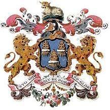 The Drapers' Company Badge   The Drapers' Company is one of the livery companies, or trade associations, in the City of London, and the Qu...