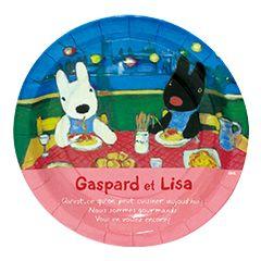 リサとガスパール   パーティーを演出『Party Plus』