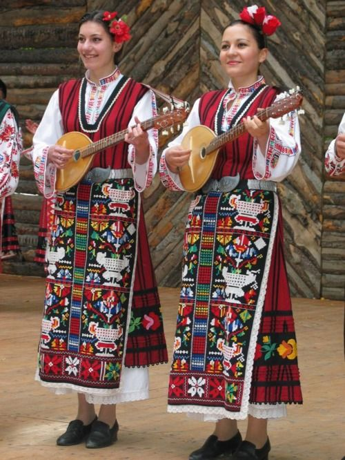 Bulgarian Folk Musicians