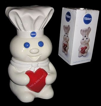 cookie jars that are food related find this pin and more on pillsbury dough boy - Pillsbury Dough Boy Halloween Cookies