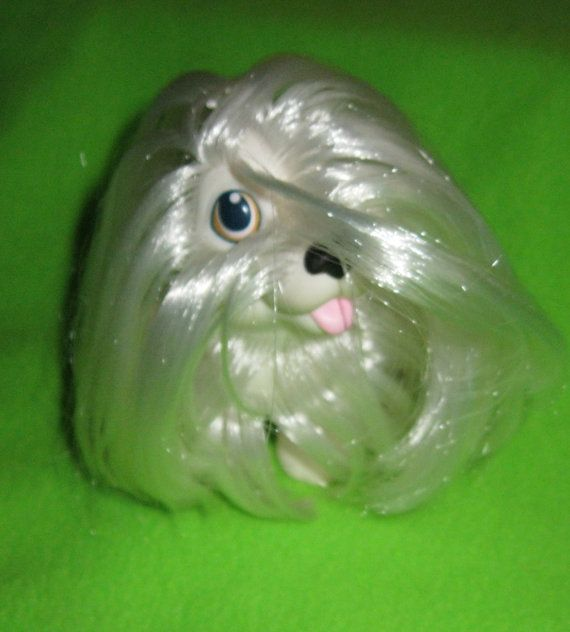 Sweetie Pup Maltese by Hasbro 1980s 80s toy by ExperiencedFindings