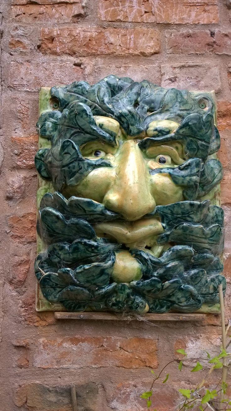 Green Man Tattenhall Hall near Chester UK