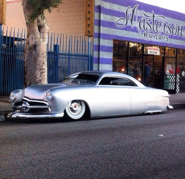 1949 1950 1951 Shoebox Ford Custom Chopped Lowered: 20+ Best Ideas About Lead Sled On Pinterest