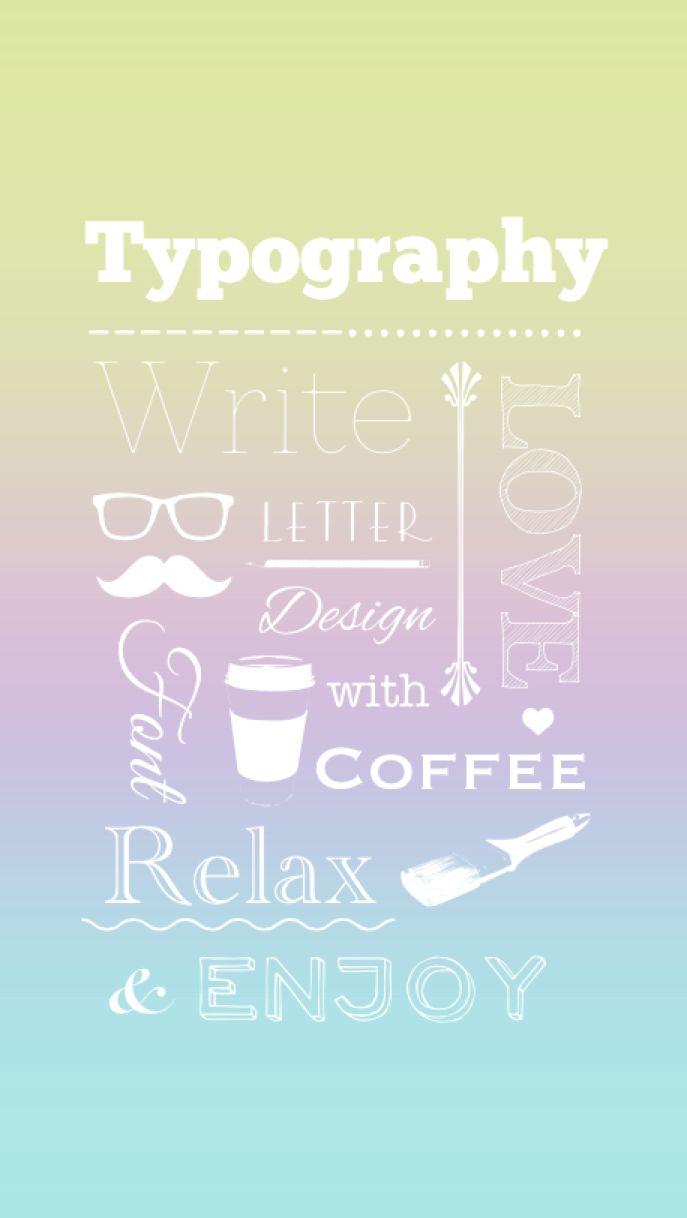 Poster design maker - Designed With Typography Designer App For Iphone Https Itunes Apple Poster Da Tipografiadesign
