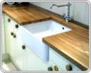 Recent Installations Wooden Kitchen Worktops UK