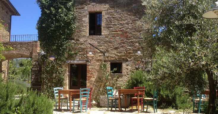 Tribewanted Monestevole - Umbertide, Italien | Good Travel