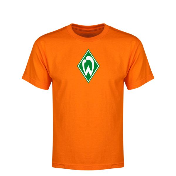 Werder Bremen Youth T-Shirt (Orange)