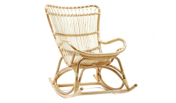 MONOQI | Monet Rocking Chair - Natural