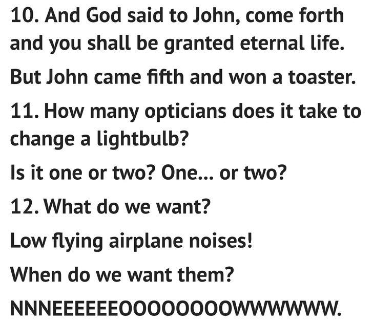 45 Short Clean Jokes So Bad You May Just Laugh.