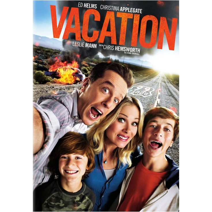 Vacation Dvd In 2021 Road Trip Movie John Francis Daley Ed Helms
