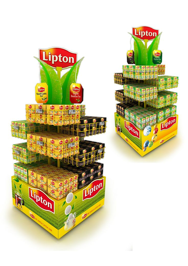 #Lipton