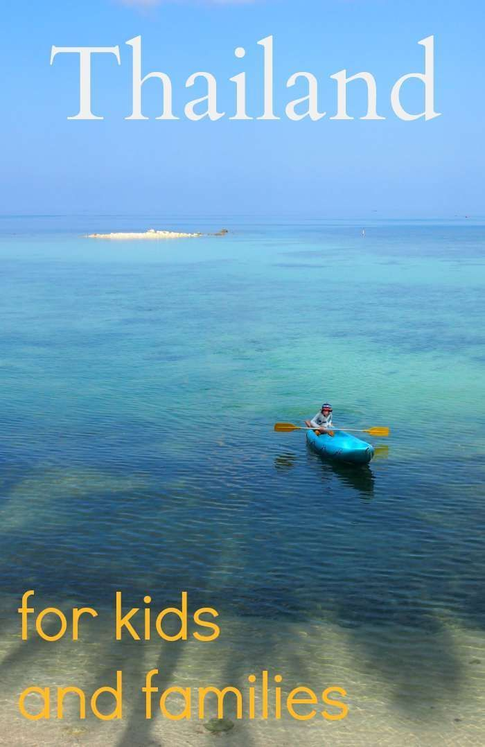 Travel in Thailand, from Bangkok, to Chiang Mai, to Ayutthaya to the beaches. Family travel and travel with kids, in Thailand.